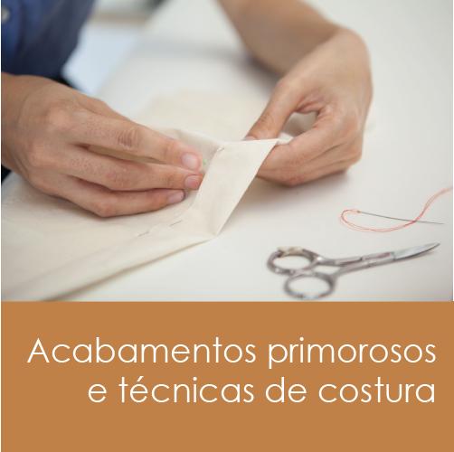 como cortar tecidos finos